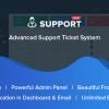 اسکریپت پشتیبانی تیکتینگ SupportPro