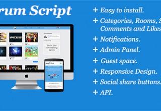 دانلود اسکریپت انجمن ساز Easy Forum Script