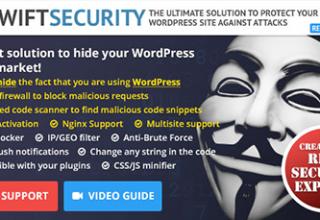 دانلود افزونه امنیتی Swift Security Bundle برای وردپرس