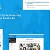 قالب ایجاد شبکه اجتماعی Thrive برای وردپرس