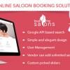 اسکریپت رزرو وقت سالن های آرایشی و زیبایی Book My Saloon