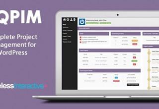 افزونه مدیریت پروژه CQPIM برای وردپرس