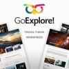 دانلود قالب گردشگری و مسافرتی GoExplore برای وردپرس