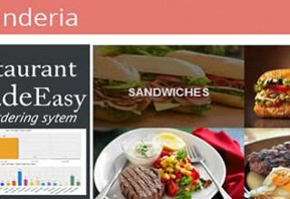 اسکریپت ایجاد سایت رستوران Restaurant Made Easy نسخه ۱٫۰٫۵