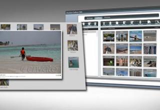 اسکریپت گالری عکس قدرتمند Simple Lightbox Gallery