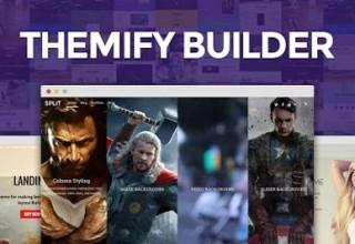 افزونه قالب ساز Themify Builder برای وردپرس