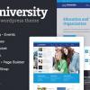 قالب آموزشگاهی University 2.0.17 برای وردپرس