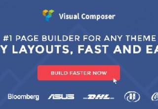 افزونه صفحه ساز Visual Composer نسخه ۴٫۱۲٫۱