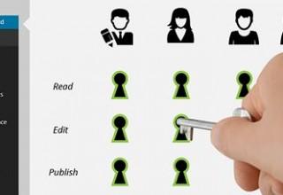 افزونه کنترل دسترسی کاربران Types Access برای وردپرس