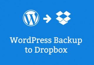 افزونه پشتیبان گیری از وردپرس DropBox