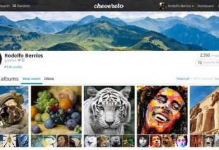 دانلود اسکریپت آپلودسنتر Chevereto نسخه ۳٫۸٫۰
