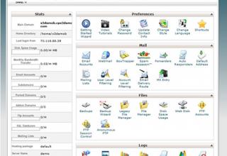 دانلود کنترل پنل cPanel Pro