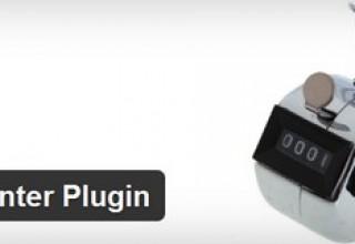 افزونه شمارنده بازدید سایت Visitor Counter Plugin برای وردپرس