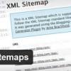 افزونه ساخت نقشه سایت وردپرسی Google XML Sitemaps