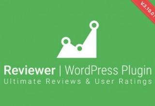 افزونه مقایسه و بررسی Reviewer برای وردپرس