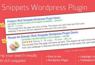 افزونه ستاره دار کردن مطالب در گوگل Rich Snippets برای وردپرس