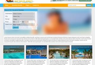 اسکریپت آژانس مسافرتی Travel Agencyz