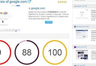 اسکریپت ارزیابی وب سایت Worthy