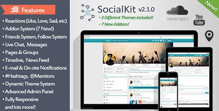 اسکریپت-شبکه-اجتماعی-socialkit-نسخه-2-1-0
