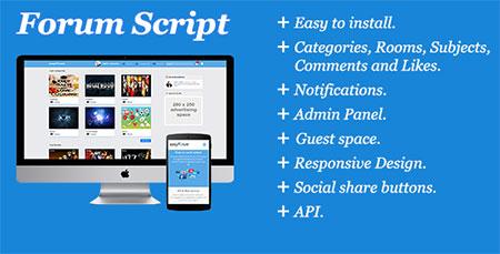 دانلود-اسکریپت-انجمن-ساز-easy-forum-script