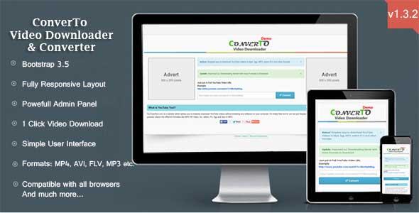 converto-v1-3-2-video-downloader-converter-php-script