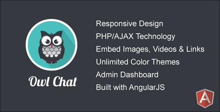Owl-Chat-Responsive-Chat-Community