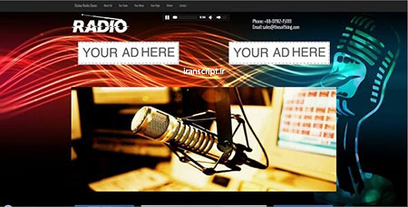 Streamo-v1.0-Online-Radio-And-Tv-Streaming-CMS-PHP-Script