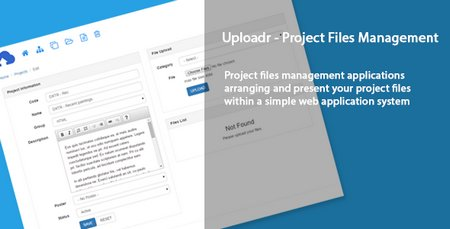 uploadr-project-files-management