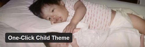 one-click-child-theme