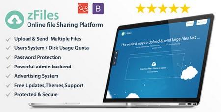 zfiles-online-file-sharing-platform