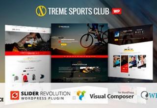 دانلود پوسته ورزشی Xtreme Sports برای وردپرس