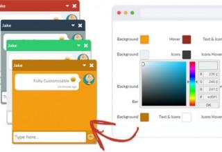 افزونه چت و پشتیبانی با Live Chat by Flyzoo