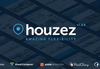 قالب املاک Houzez برای وردپرس