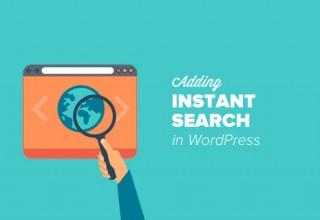 اضافه کردن جستجوی سریع در وردپرس با Algolia